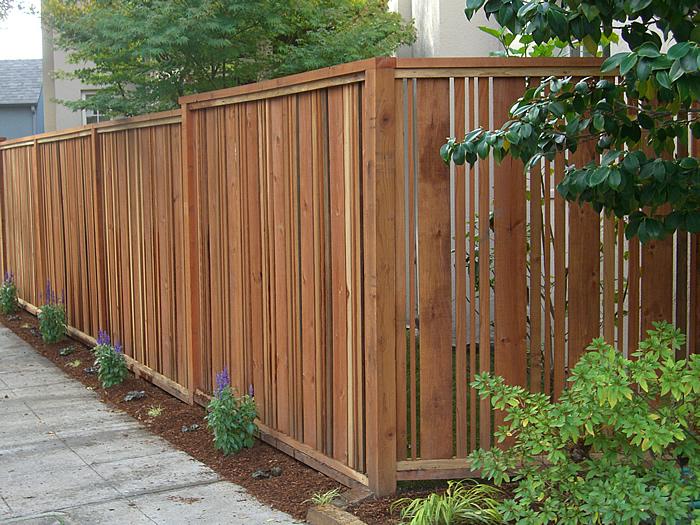 Japanese Garden Fence Design cedar garden fence Fencegatesarbors Deckstea Housesukiya Designsf Bayarea Bio Friendly Gardens